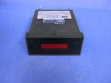 Electro-Numerics En35L-P696 Digital Panel Meter, Range: 2V, 115Vac