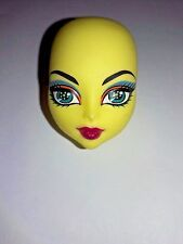 Monster High Doll Create A Monster Insect Bee Girl Yellow Head Body Part