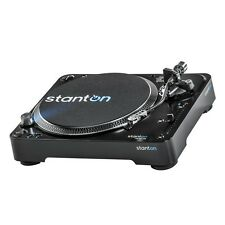Stanton T.92 M2 USB Direct Drive Turntable Deck Vinyl Record Player inc Software