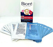 70 Count Biore Deep Cleansing Pore COMBO Nose & Face Strips- SEE PICS