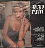 LP 33  Fausto Papetti ‎–  SAME   ITALY 1985 SEALED PROMO