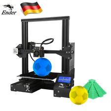 Creality 3D Ender-3 HochpräZise DIY 3D Drucker 220 * 220 * 250mm DruckgrößE DE