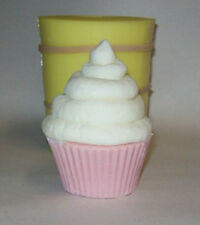 Smooth Swirl Cupcake Soap & Candle Mold