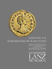 LANZ AUKTION 163 Katalog 7. Dezember 2016 Numismatische Raritäten ~