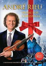 ANDRE RIEU HOME FOR CHRISTMAS 26 TRACK WORLDWIDE PLAY NTSC REGION FREE DVD L NEW