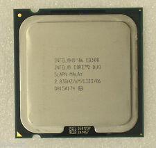 Intel Core 2 Duo E8300 2.83 GHZ 6 M 1333 MHZ SLAPN PROCESSOR UNBOXED CPU ONLY