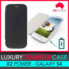 Galaxy S4 SIV Backup Battery Portable Charger Case Cover Portable Power 3200mAh