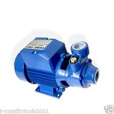 "1/2 HP 1"" Electric Centrifugal Water Pump Garden Pond"