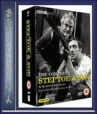 STEPTOE AND SON - COMPLETE COLLECTION -SERIES 1 - 8 **BRAND NEW DVD BOXSET*