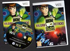 BEN 10 ALIEN FORCE !!! Vilgax Attacks Superbe Jeu Sur Wii/WiiU