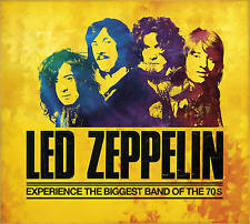 Led Zeppelin by Chris Welch (Hardback, 2014) Experience the Biggest Band of the