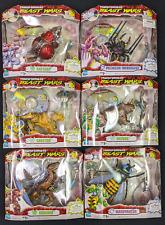 Transformers Beast Wars 10th Anniversary LOT Rattrap Waspinator Dinobot Rhinox
