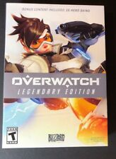 Overwatch [ Legendary Edition ] (PC / DVD-ROM) NEW