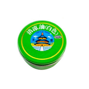 Temple Of Heaven Qing Liang Oil Essential Balm Antipruritic Anti-Mosquito 19g