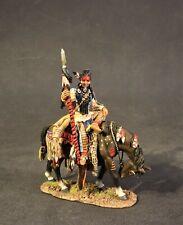 John Jenkins Wiskey, Scalps & Beaver Pelts Wsp-03 Crow Warrior On Horse Spear