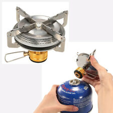 Gas Stove Outdoor Ultralight Picnic Cooking Stove Camping BBQ SALE