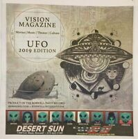 2019 ROSWELL UFO Magazine Edition
