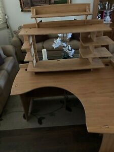 Legare Bamboo Furniture Desk Set! *Must See!*