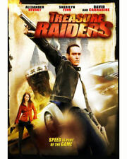 NEW Treasure Raiders (DVD, 2009 Alexander Nevsky, Sherilyn Fenn MOVIE Brent Huff