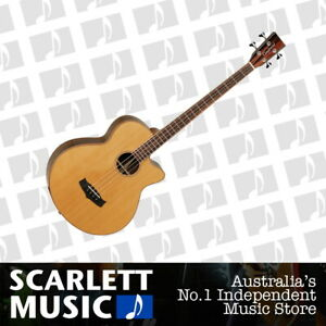 Tanglewood TWJAB Java Acoustic/Electric Bass Guitar
