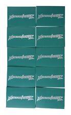 """25 Pack Oversized 1/0 AWG 0 Gauge 3/4"""" Diameter Heat Shrinks GREEN"""