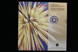 "2007 Canada. 7 Coin Uncirculated RCM Set. ""Congratulations"". (#9)"