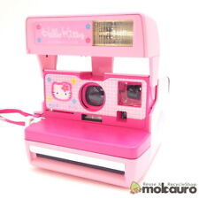 EXC+++  HELLO KITTY Polaroid 600 Instant Camera From Japan  #172