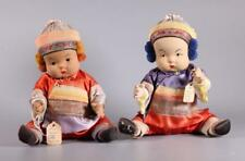 Art Deco Ming Ming and Ling Ling Chinese Baby Doll Lot 49