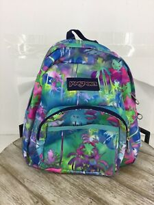 ⚡️ JANSPORT Small Tropical Multi Backpack