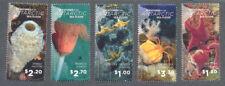 Ross Dependency-Sea Floor Creatures mnh set 2016