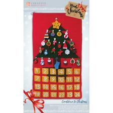 Knitty Critters Make Christmas Crochet Kit - Advent Calendar