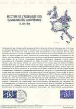 DOCUMENT PHILATÉLIQUE - YT 2050 - 1er JOUR 1979