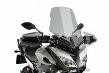 PUIG CUPOLINO TOURING FUME CHIARO YAMAHA MT-09 TRACER 2015 TOURING LIGHT SCREEN
