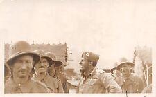 456) WW ETIOPIA, LEGIONARI E UFFICIALE SUPERIORE MVSN.