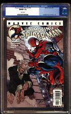 Amazing Spider-Man V2 33 CGC 9.8 J Scott Campbell Cover #474