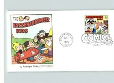 KATZENJAMMER KIDS, 1995 Comics Classic Collection First Day of Issue
