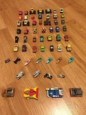 50+ Micro Machines Mixture Lot Cars Monster Trucks Boats Motor Bikes Covers