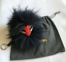 Fendi Key ring Leather