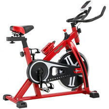 Finether Exercise Bike Chain Driven - Red