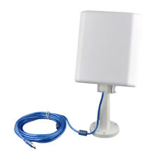 150Mbps Long Range Outdoor USB WiFi Wireless Adapter with Antenna 5m Cable