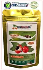Guarana Extract-Antioxidants,Anti-stress-900mg (22mg Caffeine) * 60 Capsules