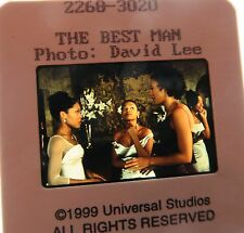 THE BEST MAN CAST Taye Diggs Nia Long Lady Madonna Terrence Howard 1999 SLIDE 1