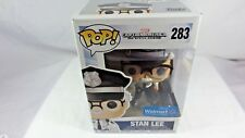 Funko Pop! Marvel - Captain America:  The Winter Soilder - Stan Lee #283 -