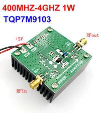400MHz-4GHz 1W Power Amplifier TQP3M9103 for BTS Transceivers CDMA/WCDMA LTE
