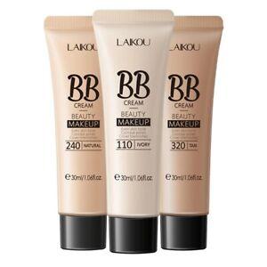 TAN Cream Base Makeup Long Lasting Waterproof Brighten Concealer Foundation