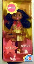 """Mattel C3671: Baby Barbie Puppe Shelly """"Sun Fun Deidre"""", N E U & ungeöffnet"""