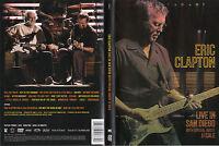 Eric Clapton - DVD - Live in San Diego & Guest 2007 - DVD von 2017 - Neuwertig !
