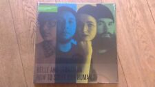BELLE AND SEBASTIAN HOW TO SOLVE OUR HUMAN PROBLEMS 1-3 VINYL BOX NEW LTD ED