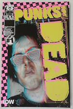 SID VICIOUS ~ SEX PISTOLS ~ PUNKS NOT DEAD Comic Book # 1 ~Ghost of Sid! Cover A