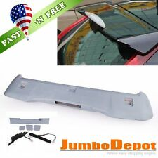 US ABS Unpainted Rear Roof Trunk Spoiler Wing OE Style for Honda CRV CR-V 12-16